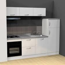 meuble cuisine soldes gracieux cuisine équipée studio cuisine pas cher avec electromenager