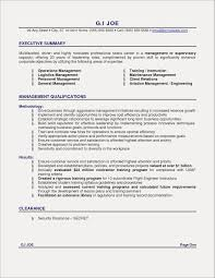 Objective Resume Example Fresh General Examples I Objectives For Full Size