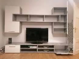wohnwand steinoptik möbel gebraucht kaufen ebay kleinanzeigen