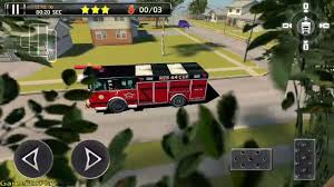 100 Fire Truck Parking Games Simulator 3D 2017Next Levels 2Android