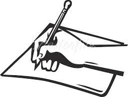 550x419 Journalist clipart pad paper
