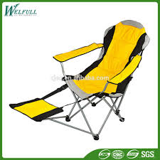 Camp Chair With Footrest by Reclining Camping Chair Reclining Camping Chair Suppliers And
