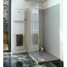 duschrückwand ohne fugen 220x80 cm aus 7 mm mineralguss
