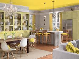 Good Colors For Living Room And Kitchen by Yellow Color Palette Yellow Color Schemes Hgtv