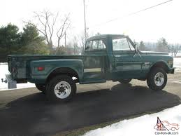 1971 GMC K2500 Step-Side Pick Up Truck