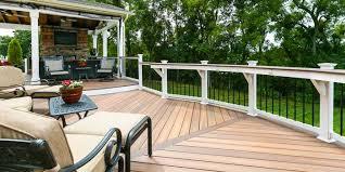 caring for your fiberon composite deck deck talk