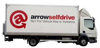 100 Ryder Truck Rental Rates Car And Van Hire Yorkshire Minibus Arrow Self Drive