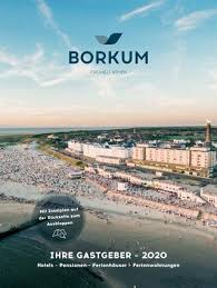 borkum ihre gastgeber 2020 by ostfriesland tourismus gmbh