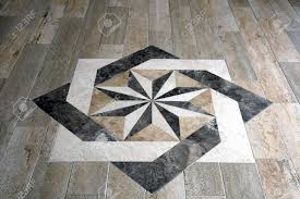100 Marble Flooring Design Floor With Star Shape Tile Stock Photo Picture And Royalty