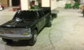 Brought Some New Life To This Old 1/64 Scale GMC Dually   Personal 1 ...