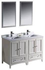 48 Inch Double Sink Vanity White by 48 Inch Wide Double Sink Vanity Option For 56 Inch Wide Space