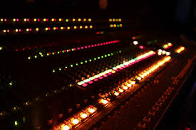 BExsSSA Recording Studio Wallpaper
