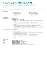 Sample Resume For Retail Sales Consultant As Well Fields Related