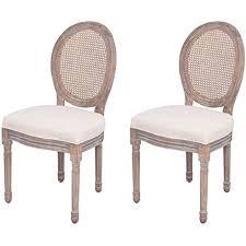 de festnight 2x esszimmerstühle küchenstuhl stuhl