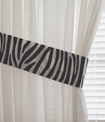Domestications Curtains And Blinds by Animal Print Curtains Drapes U0026 Valances Ebay