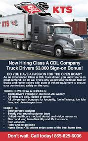 100 Over The Road Truck Driving Jobs Pin By Ing In America On S