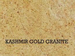 kashmir gold granite