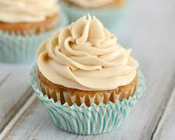 Brown Sugar Frosting On Carrot Cupcake Recipe