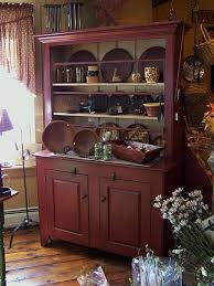 Fine Period Reproduction Antique Furniture Primitive Cupboards Wooden Furnishings