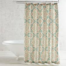 Eren Medallion Shower Curtain