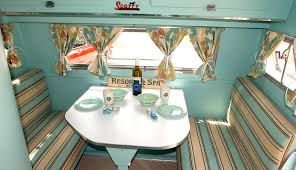 Travel In Style With Retro Trailer Design