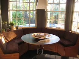 Eat In Kitchen Booth Ideas by Breakfast Nook Ideas Dining Room Traditional With Built In Bench