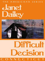 Cover Image Of Difficult Decision