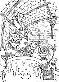 Harry Potter Coloring Pages 10