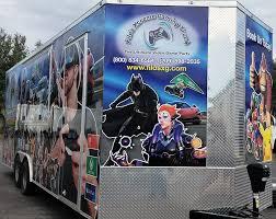 100 Game Truck San Diego Video Inside Wwwtopsimagescom
