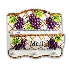 Tuscan Wine And Grape Kitchen Decor by Grape Kitchen Items Ceramic Water Pitcher Grape Decor The Grapes