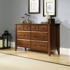 shoal creek dresser jamocha sauder shoal creek collection dresser finishes walmart