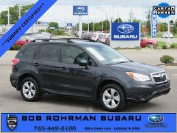 Used Cars In Lafayette, IN   Bob Rohrman Subaru - Serving Indianapolis 2018 Nissan Nv200 Compact Cargo New Cars And Trucks For Sale Five Star Imports Alexandria La Used Sales Service Just A Car Guy Wow A 34 Husdon Terraplane Garage Made Truck From Xpress Fredericksburg Va Dealer At Chevrolet In Lafayette Serving 82019 Ford Dealership Breaux Bridge Buick Gmc Highland Mi Lafontaine Bangert Behind The Wheel Of Lafayettes Confederate Flag Parade Enterprise Suvs Certified