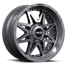SEMA 2017: SOTA Offroad Unveils New Wheel For 2018 Bmf Novakane Death Metal Gloss Black Wheels A182784 Free Shipping Home Mamba Offroad Aftermarket Truck Rims Drt Sota Ultra 249 Predator Ii Ultra Wheel Machined Set Of 4 Wheels Nissan Titan Forum 251 Decoy Cuv Custom Sere 1988 Up Gm 12 Ton Truckssuvfts 2004 Grizzly Bf349 Grizzly Trucks 209 On A 2005 Ford F150 Mrwheeldealcom Lets See Your Community