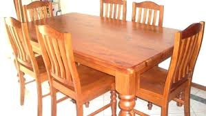 Used Dining Table Kitchen Tables Near Me Room Sets Formal For Sale Large Size Of T