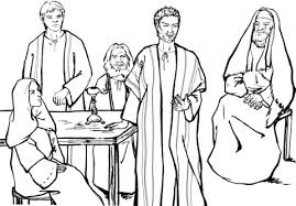 Paul The Apostle Coloring Pages