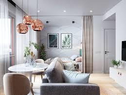 100 Super Interior Design 3 Small But Stylish Apartments Small Apartment Designs