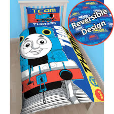 Thomas The Tank Engine Bedroom Decor by Character Single Duvet Cover Sets Boys Paw Patrol Marvel Thomas