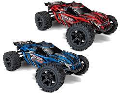 100 Stadium Truck Traxxas Rustler 4X4 110scale 4WD TRA670644