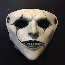 Slipknot Halloween Masks For Sale by James Root Ahig Replica Mask