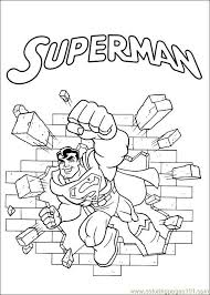 Super Friends01 Coloring Page