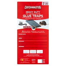 Halloween Candy Tampering Calgary by Catchmaster Heavy Duty Baited Rat Glue Traps 2 Ct Walmart Com