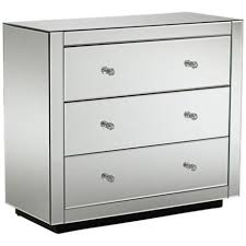 Hayworth Mirrored 3 Drawer Dresser by 85 Best Affordable Mirrored Furniture Images On Pinterest