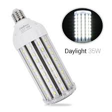 35W Daylight LED Corn Light Bulb for Indoor Outdoor Area