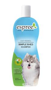 Dogs That Shed Minimally by Pet Shampoos Amazon Com Espree Simple Shed Dog Deshedding