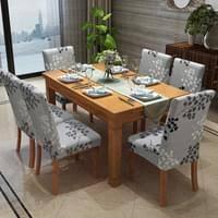 stuhlhussen universal stretch stuhlbezug elastische moderne stuhl hussen set abnehmbare dekoration stuhlabdeckung für esszimmer hotel restaurant