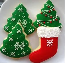 Christmas Cookies Tree Decorations