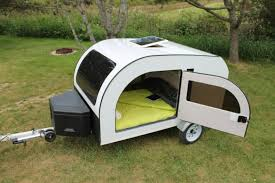100 Modern Travel Trailer The Droplet Is A Lightfilled Teardrop Trailer Inspired By