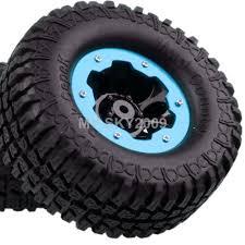 4pcs 1/10th RC Off Road Truck Rock Crawler 1.9