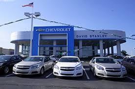David Stanley Chevrolet Chevrolet Service Center Dealership