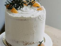 kokos mandarinen torte